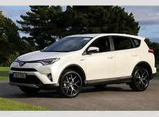Toyota RAV4 Hybrid Review Carzone New Car Review