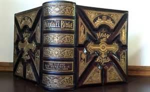 Antique King James Bible