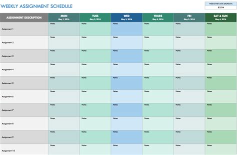 weekly hours spreadsheet db excelcom