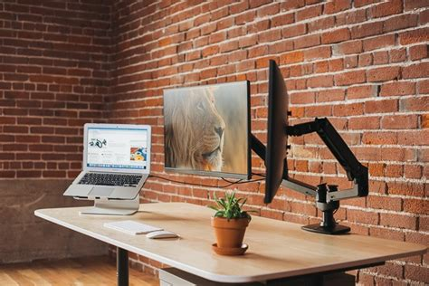 best desk for monitors the best monitor arms the wirecutter 7674