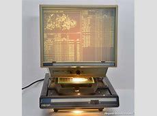 Microfiche Parts Manual Microfilm Format