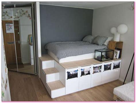 lit mezzanine 140 avec bureau küçük yatak odaları için 5 değerli dekorasyon fikirleri