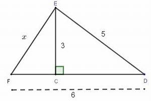 Pythagorean Theorem And Problems With Solutions