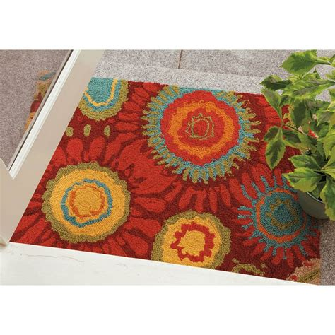 bright colored kitchen rugs 28 best outdoor rugs images on handmade rugs 4904