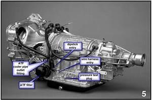 2001 Subaru Outback Transmission Filter