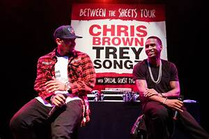 """Chris Brown and Trey Songz """"Between the Sheets"""" Tour To ..."""