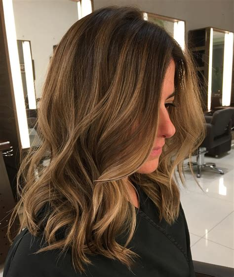 light brown hair with lowlights 45 ideas for light brown hair with highlights and