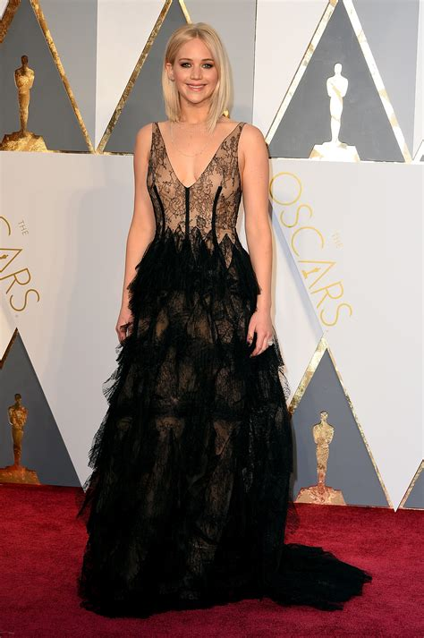 39 Oscars Red Carpet Dresses We Cant Stop Staring At