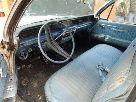 Purchase Used 1962 Buick Electra 225, Good Project Car Or