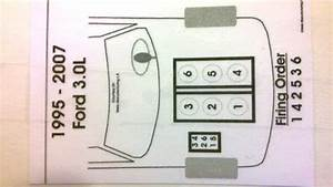 2000 Ford Ranger Firing Order Diagram