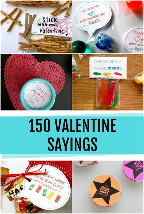 150 Valentines Day Sayings - C.R.A.F.T.