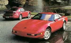 1991 Chevrolet Corvette Zr