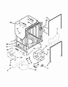 Kenmore Elite Dishwasher Parts