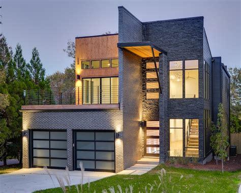 Two New Modern Design Homes Developed For Nashville Market
