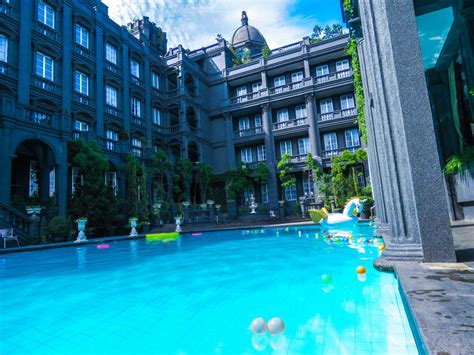 hotel  bandung  nuansa luar negeri