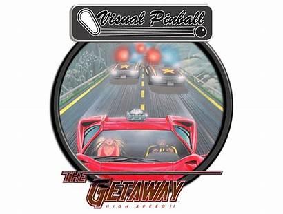 Getaway Speed Ii Pinball 1992 Williams Virtual