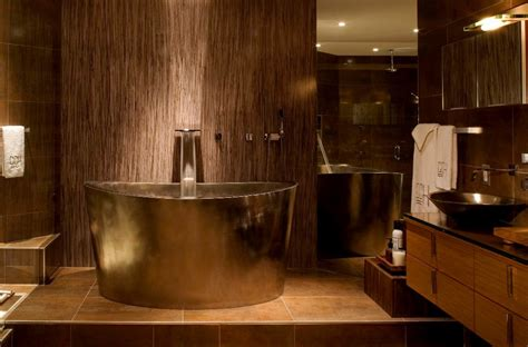 Japanese Soaking Tub Small Give The Asian Accent In Your