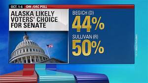 GOP challenger Dan Sullivan leads Alaska Senate race ...
