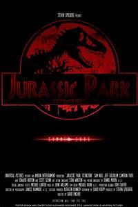 jurassic park 4 logo by rexbiteandspinopark on DeviantArt