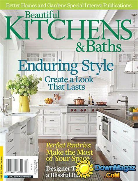 designer kitchens magazine beautiful kitchens baths summer 2013 187 pdf 3285