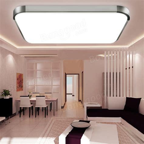 12W18W24W32W48W Aluminum Alloy Acrylic LED Ceiling