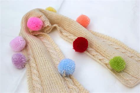 diy como hacer una bufanda para ni 241 os de 2 o 3 a 241 os handbox craft comunidad diy