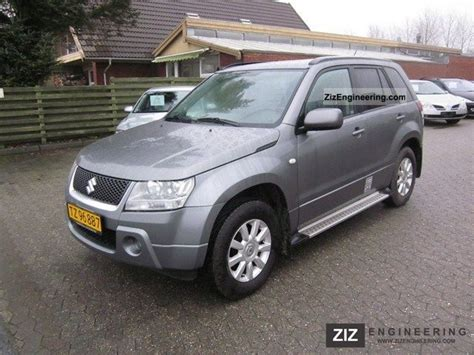 suzuki grand vitara 1 9 ddis suzuki grand vitara 1 9 ddis gls 2006 other vans trucks up to 7 5t photo and specs