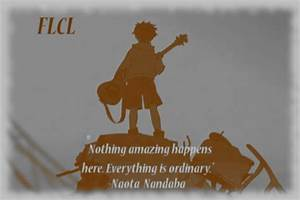 FLCL - Club - M... Flcl Anime Quotes