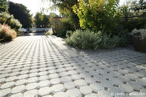 permeable pavers driveway permeable paving aids in sustainable portland landscaping portland landscaping company