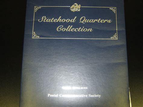 foto de POSTAL COMMEMORATIVE SOCIETY Collection STATEHOOD QUARTERS
