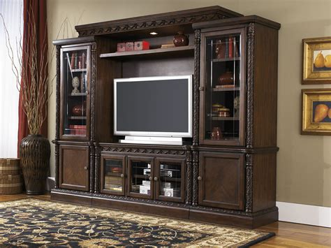 solid wood entertainment center with fireplace shore entertainment wall unit from w553 31