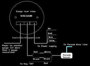 Life With Machine  Diy  Install Defi Bf Gauge  Part 3  Vacuum