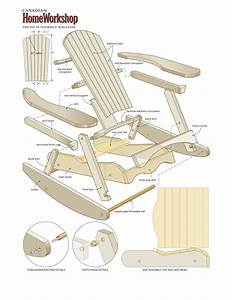 rocking chair plans free download download wood plans