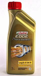 Castrol Edge Professional 5w30 : olej castrol 5w 30 edge professional longlife iii 1 l ~ Kayakingforconservation.com Haus und Dekorationen