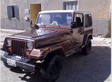 سيارة جيب رانجلر موديل 1985 للبيع في مصر القاهرة كارز داير