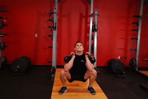 front squats kettlebells exercises kettlebell enlarge exercise