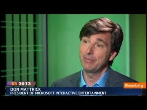 microsoft s chief of interactive entertainment don mattrick admits the xbox one was a quot flop