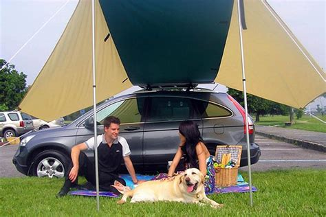 awning for cer 3d maxpider car awning free shipping from autoanything