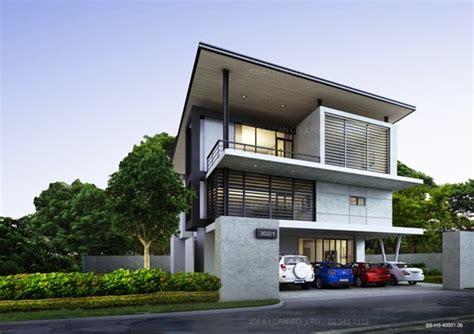 Modern thai style house plans - Home design and style