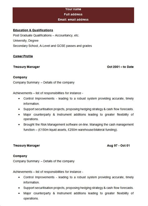 Blank Resume Template Blank Resume Templates Health Symptoms And Cure