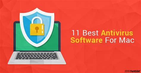 Best Virus Software Mac by 11 Best Antivirus Software For Mac 2018