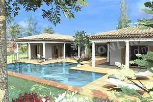 maison en u recherche google plans de maison With modele de maison en u