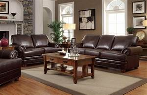 coaster colton brown sofa loveseat set dallas tx With coaster furniture living room sets