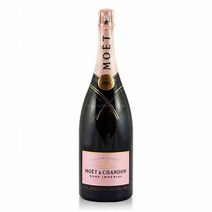 Moet Champagner Rose : mo t chandon ros imp rial magnum 1 5l 12 vol mo t chandon champagne ~ Watch28wear.com Haus und Dekorationen