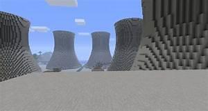 Nuclear Power Plant  U2013 Minecraft Building Inc