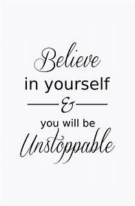 Believe In Yourself | Happy, Fitness motivation and Be ...