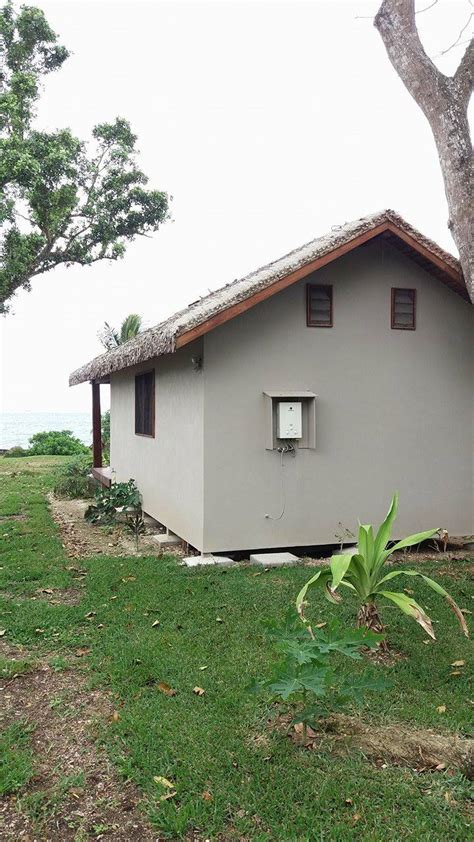 large  bedroom  contained bungalow vanuatu homes