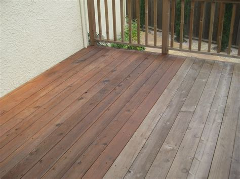Tips For Staining Your Deck  Rhodes Custom Finishes