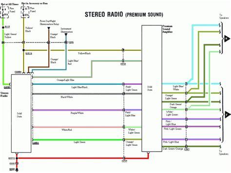 toyota pickup radio wiring diagram wiring forums
