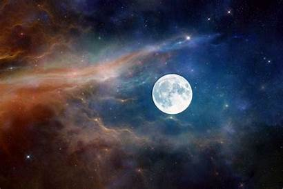 Moon Space Clouds Nature Astronaut Wallpapers Resolution